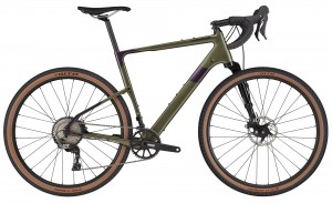 Cannondale Rower Topstone Carbon 3 Lefty 2021
